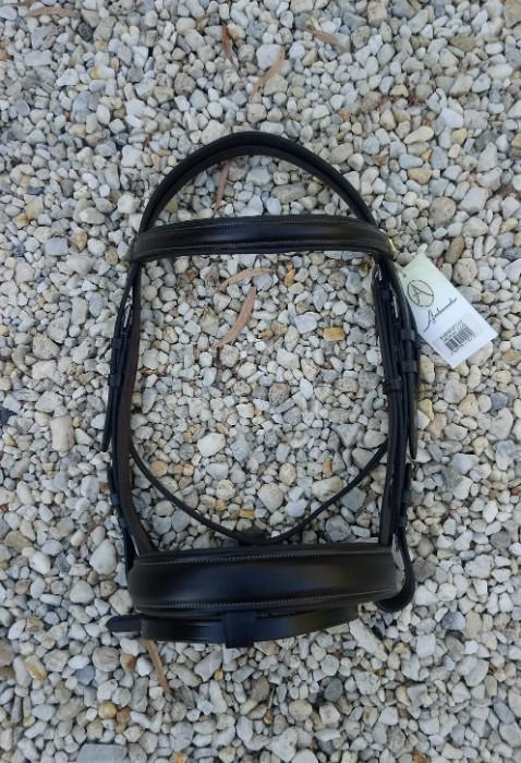 English Leather Bridle Cob BNWT RRP $249.95