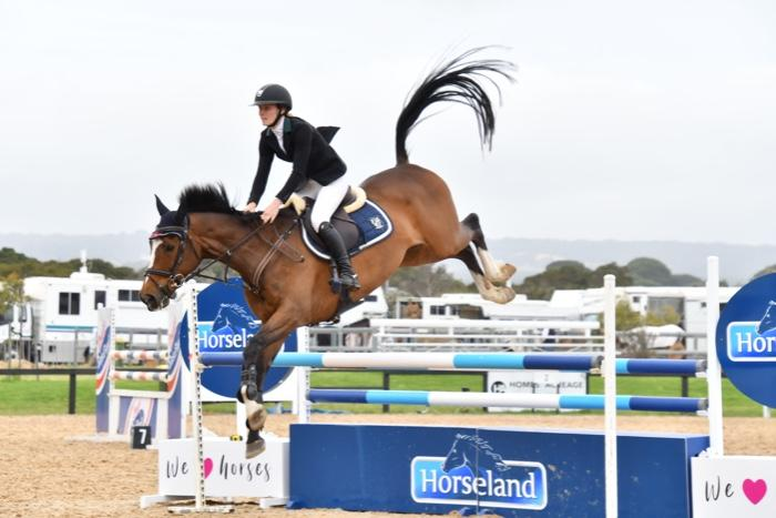 Showjumping Juniors Horse scope for Youngriders